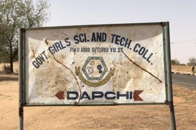 Dapchi school