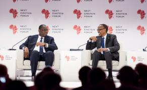 2ème édition du Next Einstein Forum à Kigali