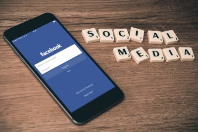 Social media, facebook.