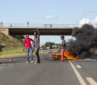 Mahikeng Revolts Against Unemployment and Corruption
