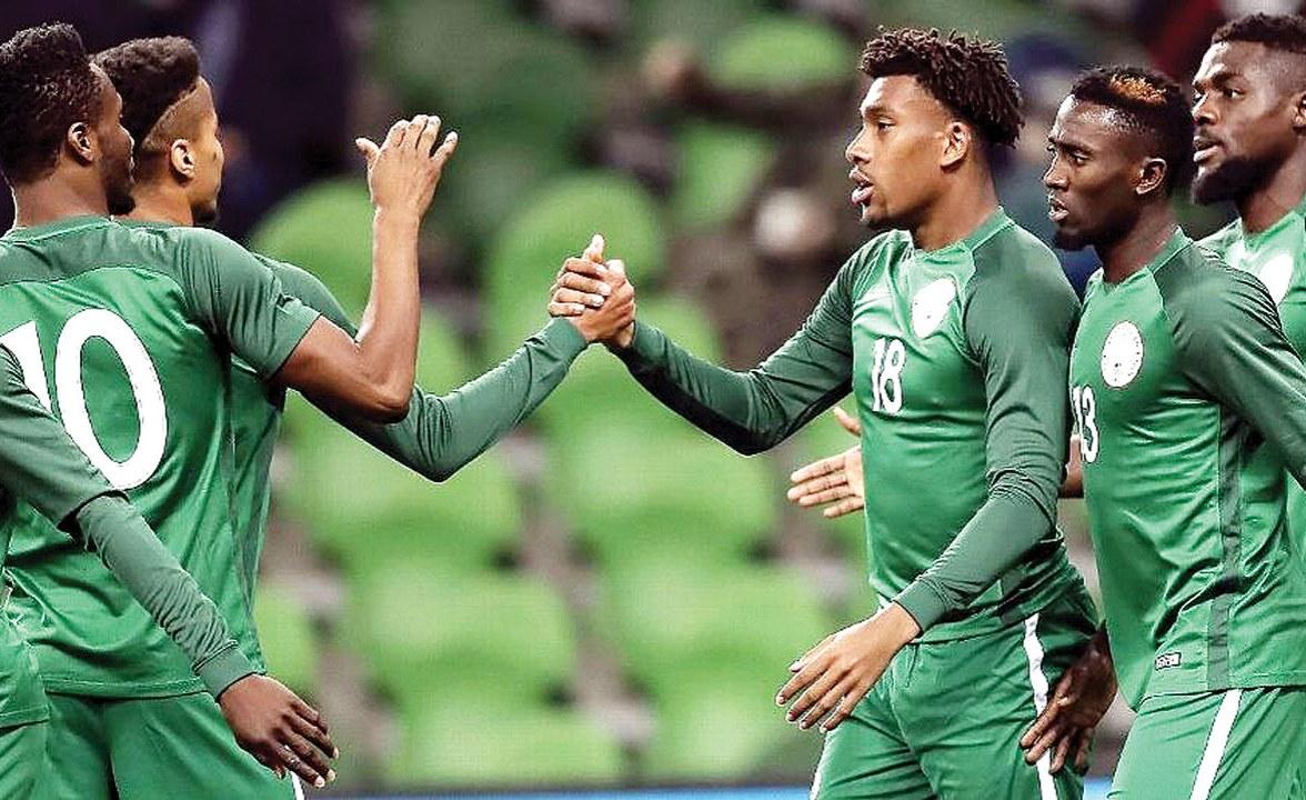 8cf2d8b589f Nigeria Names Provisional Squad for Russia World Cup - allAfrica.com