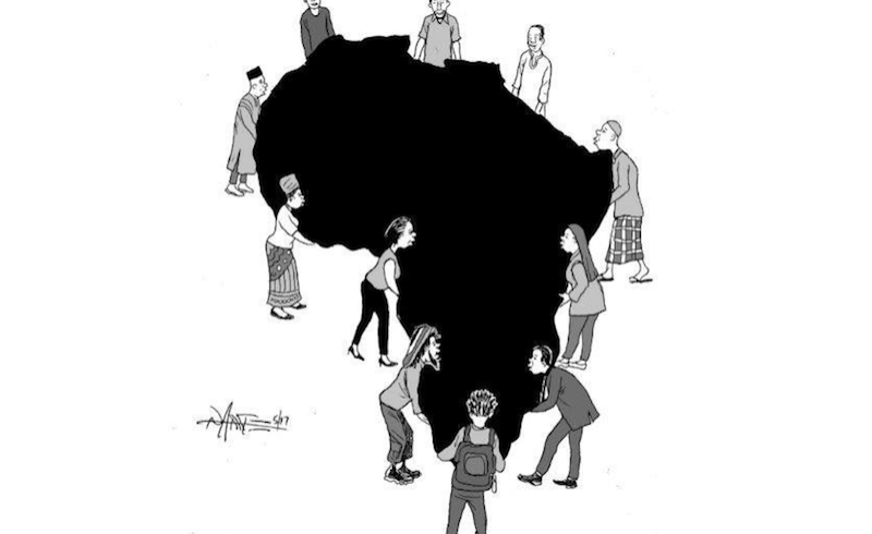 How To Awaken The Giant That is Africa #AfricaDay