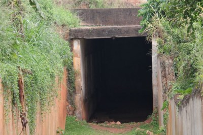 Late Ugandan strongman Idi Amin built the chamber on the grounds of Buganda Lubiri Palace to store weapons and ammunition, but it was later used for torture. The chamber is now part of a guided tour.
