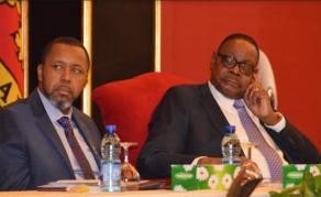 Rupture du dialogue entre le président et son vice-président au Malawi