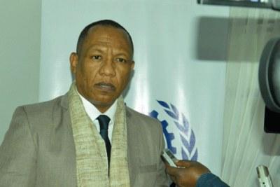 Ntsay Christian, nouveau Premier ministre