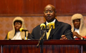 Museveni Asked for Five Months' Salary Advance After 2016 Polls
