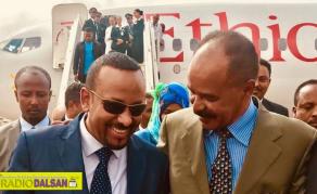 L'Erythrée et l'Ethiopie rétablissent leurs relations diplomatiques