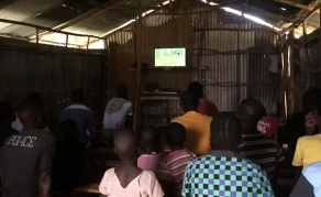 Solar Mini-Grids Bring World Cup Fever to Remote Villages