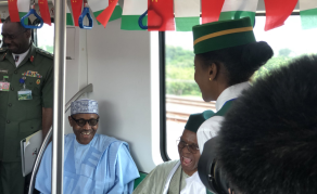 Buhari Commissions Abuja Rail Project