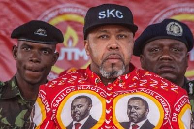 Malawi Vice President Saulos Chilima.