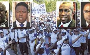 Démissions en cascade au sein du parti au pouvoir à Madagascar