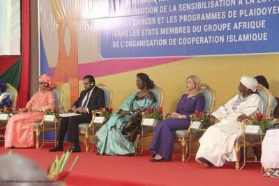 Séminaire de haut niveau sur la promotion de la sensibilisation à la lutte contre le cancer et les programmes de plaidoyer dans les États membres du groupe Afrique de l'Organisation de coopération islamique, au Burkina Faso
