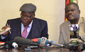 Police Hunt For Zimbabwe Opposition Leaders Biti, Komichi