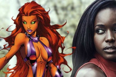 Actress Anna Diop called too Black to be latest DC hero in 'Titans'