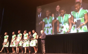 Nigerian Girls Win Silicon Valley Prize for Fake Drugs App