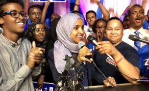 Somali Migrant One Foot Into U.S. Congress