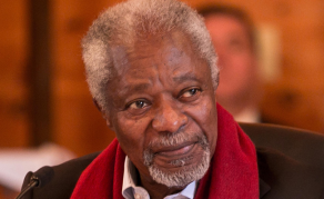 Kofi Annan Dies After Short Illness