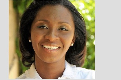Salma Okonkwo, the head of the UBI Group, a multi-million-dollar oil and gas company.