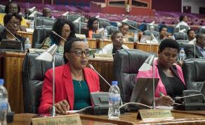 Rwandan Women Take Majority of Parliamentary Seats