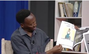 Rwandan Releases Children's Book on Genocide