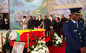 Kofi Annan's Moving Burial in Accra