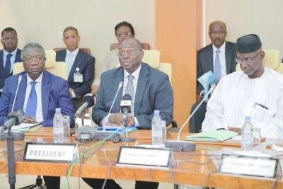 Troisième réunion ordinaire du Comité de Politique Monétaire au titre de l'année 2018, mercredi 12 septembre au siège de la BCEAO, Dakar.