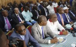 L'opposition congolaise réunie en Afrique du Sud autour de l'ANC