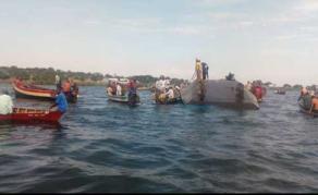 Dozens Die As Ferry Capsizes on Lake Victoria