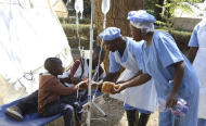 Govt Scrambles to Contain Cholera As Death Toll Rises in Zimbabwe