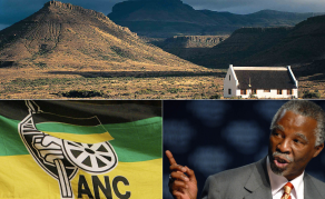 Mbeki on Land - White People 'Not Fully South African' to ANC