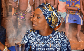 Toyin Saraki Pursues Life-Saving Work at United Nations