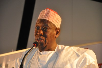 Governor Abdullahi Ganduje of Kano State.
