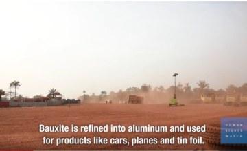Bauxite Mining Boom in Guinea Threatens Locals - HRW