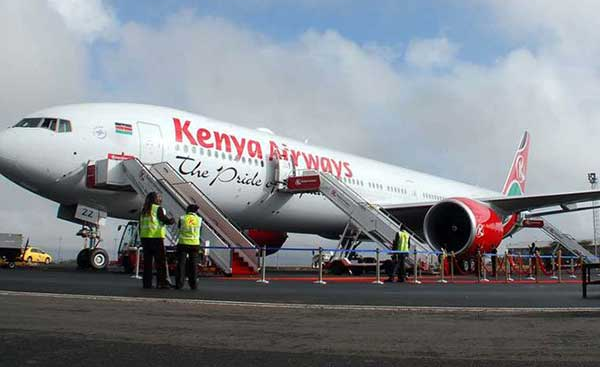 Kenya Airways Sets Up a Flight Simulator to Boost Safety