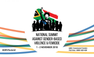 South African Gender Summit to Tackle Aims of #TotalShutDown