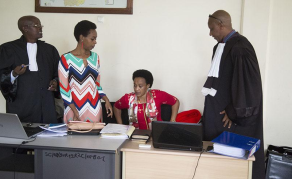 22 ans de prison requis contre l'opposante Diane Rwigara au Rwanda