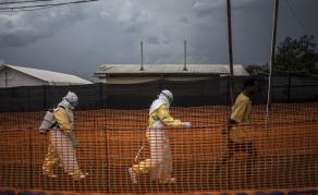 Aid Community Raises Highest Alert On DR Congo Ebola