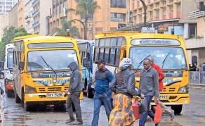 The 'Crucial' Meeting That Ended Matatu Ban In Nairobi CBD