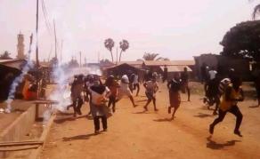 Le bilan des manifestations de l'opposition s'alourdit à 3 morts au Togo
