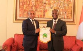 La Côte d'Ivoire dit «oui» à l'organisation de la CAN 2023