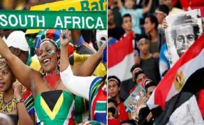 L'Egypte est le pays désigné pour organiser la CAN 2019