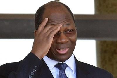 le général de brigade Djibril Bassolé