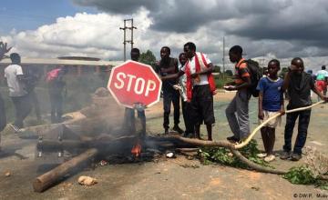 Le Zimbabwe est en ébullition