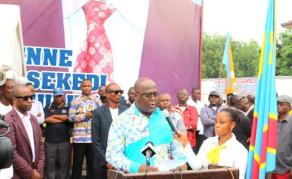 Le Congo Kinshasa attend l'investiture de Félix Tshisekedi