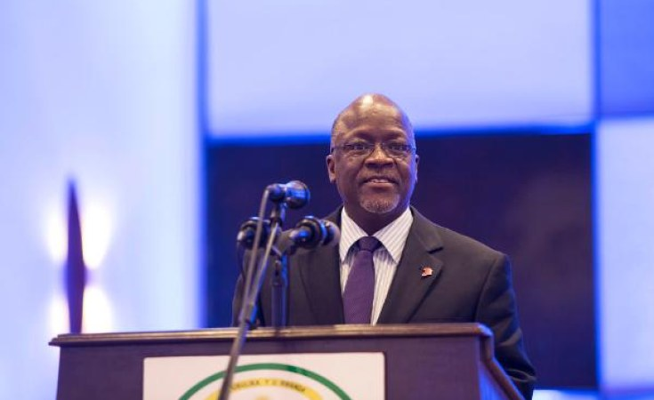 Tanzania: President Magufuli Defends Mbeya RC for Flogging and ...
