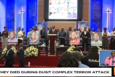 Victims of Nairobi Hotel Attack Honoured