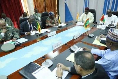 5e sommet du G5 Sahel