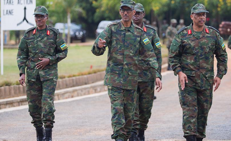 Rwanda: Kagame to Army High Command - Keep Being Exemplary to the Nation