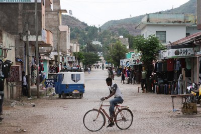Refugees and peace not a contradiction: The Tigray city of Shire, not far from the border and where the UNHCR's regional office is, has also seen its fair share of Eritrean arriving. A UNHCR worker who wasn't willing to be quoted noted that around the world almost all countries receiving refugees do so while at peace with the country refugees are leaving—hence there is nothing unusual about Ethiopia and Eritrea reconciling while the refugee flow continues.