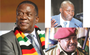 Four Mugabe Generals Retired in Mnangagwa's Army Purge